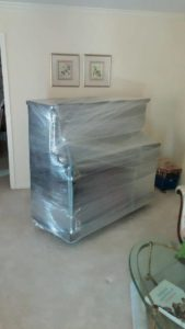piano wrapped up